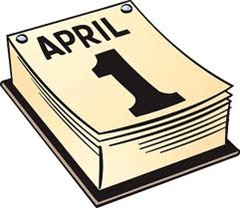 April 1